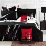 Как удалить краску с постельного белья
