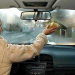 Как удалить никотиновые пятна с салона автомобиля