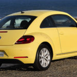 Как удалить новую шину VW Beetle