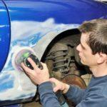 Как удалить облупившуюся краску на автомобиле
