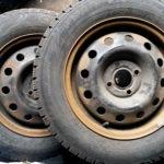 Как удалить ржавчину с дисков
