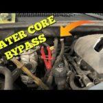 Как удалить сердечник нагревателя на Chevy Corsica 1996 года