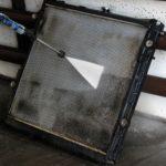 Как удалить шлам с радиатора
