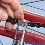 Как удалить звенья цепи без инструмента выключателя цепи