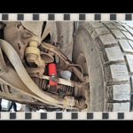 Как установить амортизаторы на Mitsubishi Montero Sport 2000 года