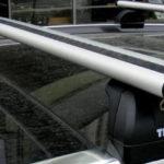 Как установить багажник на Honda Cr-V