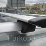 Как установить багажник на крышу Sienna