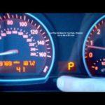 Как установить часы на BMW X3