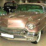 Как установить часы на Cadillac Deville