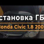 Как установить часы на Honda Civic 2001 года