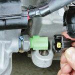 Как установить датчик давления в тормозной системе Ford