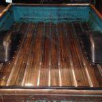 Как установить деревянную кровать на грузовик Chevrolet 1966 года