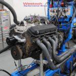 Как установить дистрибьютор Chevy 454