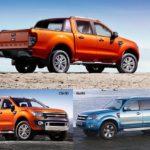 Как установить колонки в Ford Ranger