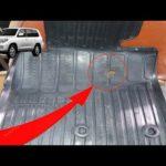 Как установить любой ковер в свой автомобиль