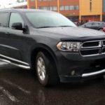 Как установить новую рулевую рейку в Dodge Durango
