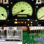 Как установить подсветку приборной панели в Ford F-150 1997 года