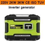 Как установить портативный генератор в RV