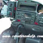Как установить радио в Dodge Ram 2001 года