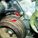 Как установить распределитель Ford 460