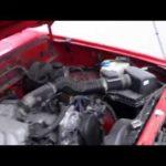 Как установить термостат в пикап Mazda B2200?