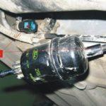 Как установить топливный фильтр в Ford Mustang 2003 года