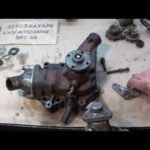 Как установить водяной насос в Chevy Impala