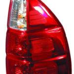 Как установить задний фонарь в сборе на Toyota