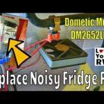 Как устранить неполадки в Dometic RM763