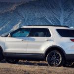 Как устранить неполадки в системе рулевого управления в Ford Explorer