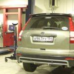 Как устранить неполадки в системе рулевого управления в Honda CR-V