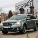 Как устранить неполадки в системе рулевого управления в Subaru Outback