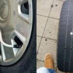 Как устранить утечку в шине