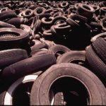 Как утилизировать использованные шины
