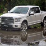 Как узнать отношение осей на Ford Pickup