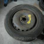 Как вернуть запасное колесо на XC90?