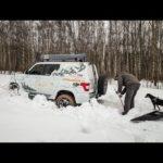 Как водить великого маркиза в снегу