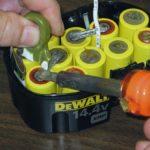 Как восстановить аккумулятор Golf Cart