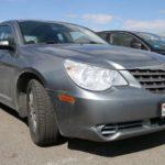 Как восстановить бесключевой доступ на Chrysler Sebring