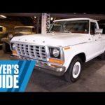 Как восстановить Ford F-100 1968 года