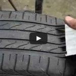 Как восстановить старые автомобильные шины