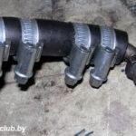 Как временно починить шланг гидроусилителя руля