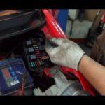 Как выключить стоп-сигналы ABS на Chevy Silverado 2001 года