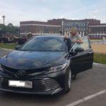 Как выключить свет двигателя проверки в Toyota Camry
