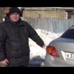 Как вынуть лампочки третьего стоп-сигнала на Toyota Corolla