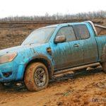 Как вынуть сиденья Ford Ranger