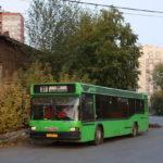 Как выполнить регенерацию на школьном автобусе C2