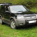Как выпустить запасную часть на Ford Escape 2005 года