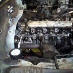 Как вытащить головку цилиндров из двигателя Chevy 2.2L