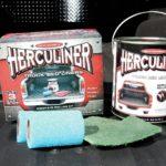 Как вывести Herculiner из кожи